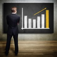Números de empresas certificadas na ISO 9001 no Brasil e no mundo